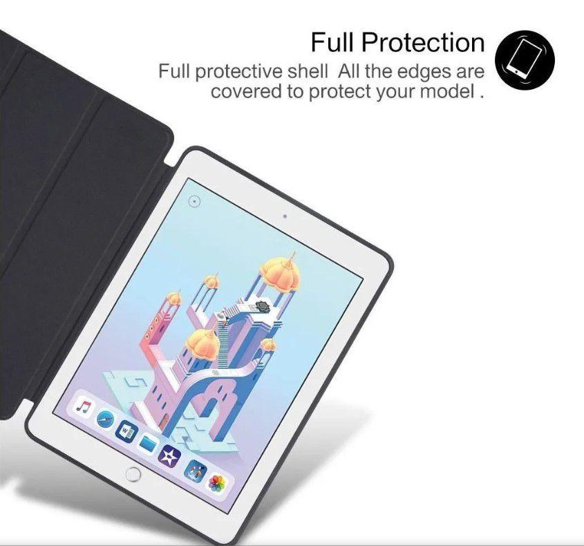 Smart Case Cover Ipad 2 3 4 Apple Ano 2011/2012 Premium Preta