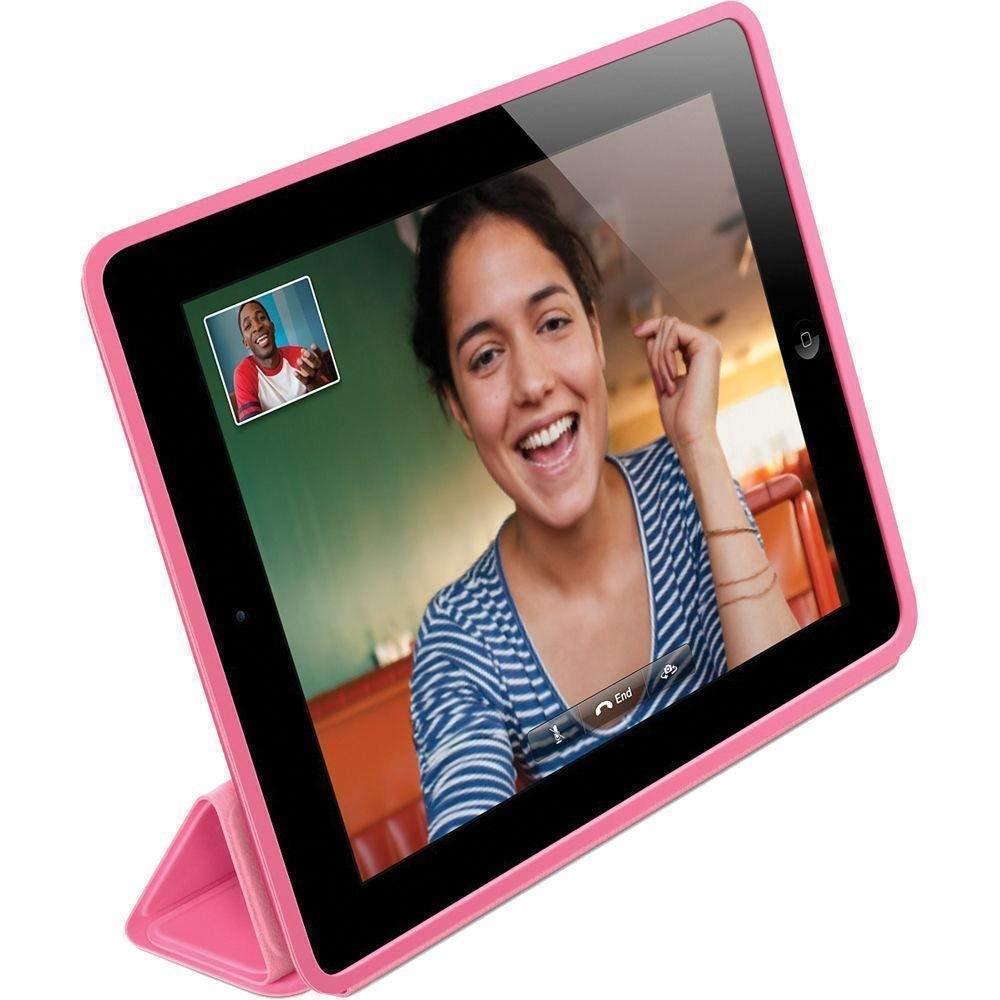 Smart Case Ipad 2 3 4 Apple Sensor Sleep Premium Rosa