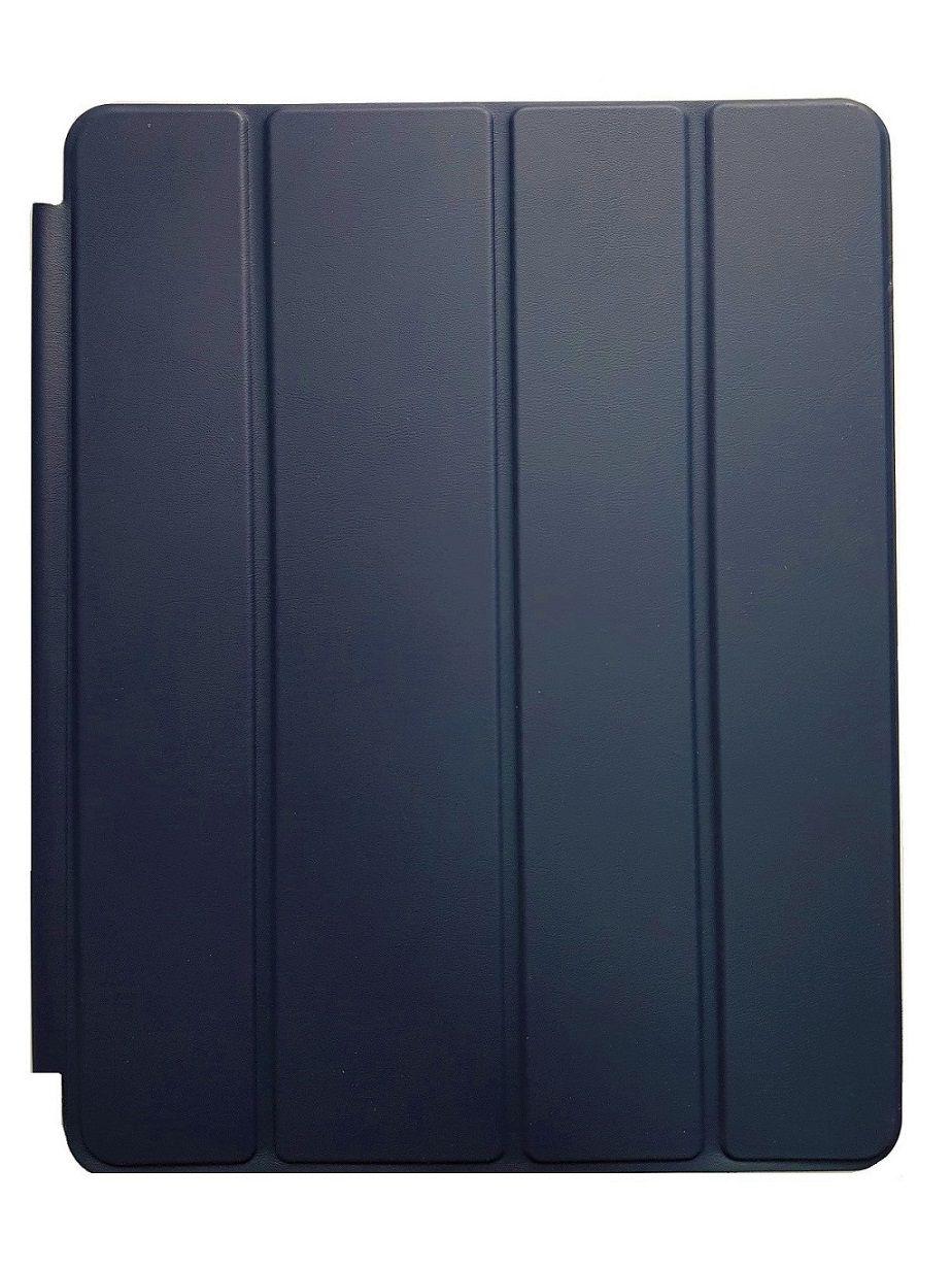 Smart Case Ipad 2 3 4 Função Sleep Poliuretano Azul Marinho