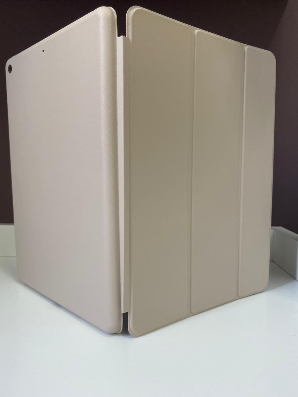 Capa Ipad 6 Apple 6º geração Smart Case Premium Bege Nude A1893 A1954