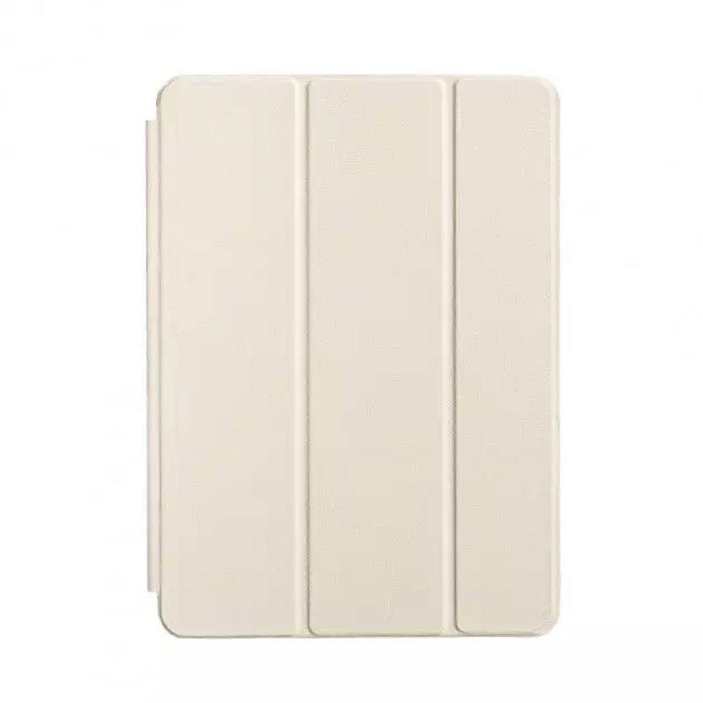 Smart Case Ipad 7 Tela 10.2 Ano 2019 A2197 A2198 A2199 Bege Nude