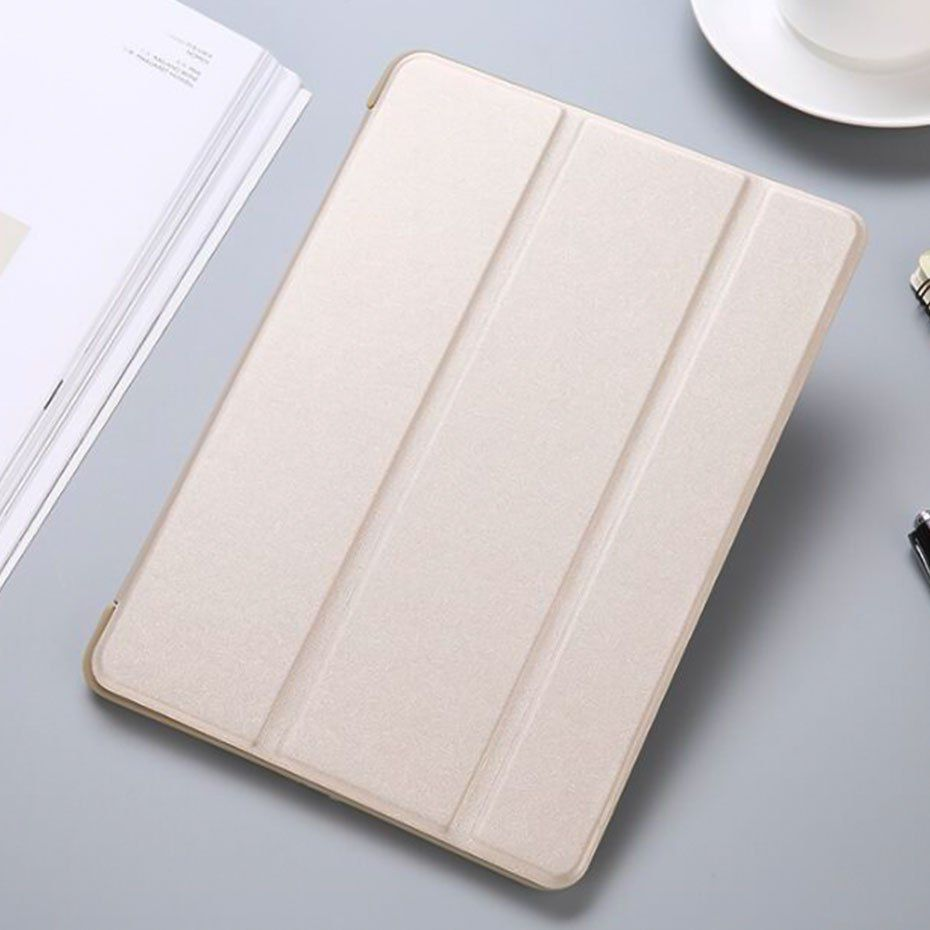 Smart Case Ipad 7 Tela 10.2 Ano 2019 A2197 A2198 A2199 Bege Nude