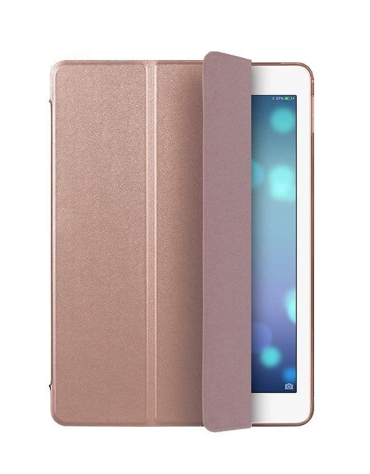Smart Case Ipad 7 Tela 10.2 Ano 2019 A2197 A2198 A2199 Rose Gold (Rosa Gold)