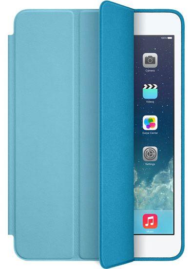 Smart Case Ipad Mini 1 2 3 Apple Sensor Sleep Premium Azul Claro