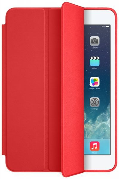Smart Case Ipad Mini 1 2 3 Apple Sensor Sleep Premium Vermelha