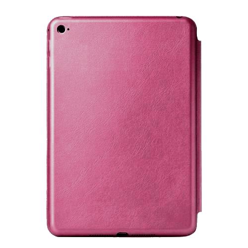 Smart Case Ipad Mini 4 Apple Sensor Sleep Poliuretano Rosa
