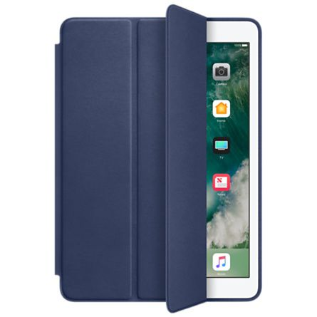 Smart Case Ipad Mini 5 Apple A2124 A2125 A2126 Premium Azul Marinho