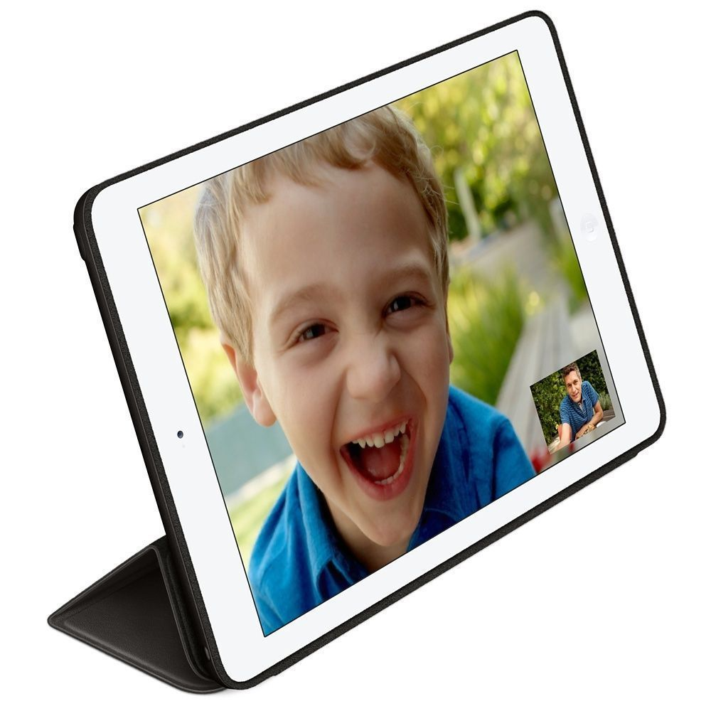 Smart Case Ipad Mini 5 Apple A2124 A2125 A2126 Premium Preta