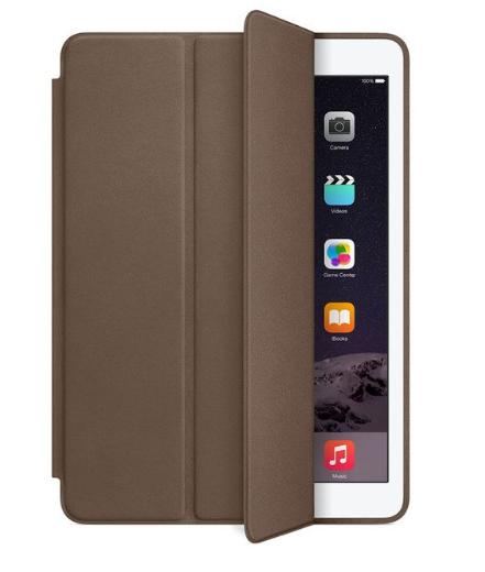 Smart Case Ipad Pró 12.9 Apple 2017 A1670 A1671 Sensor Sleep Marrom