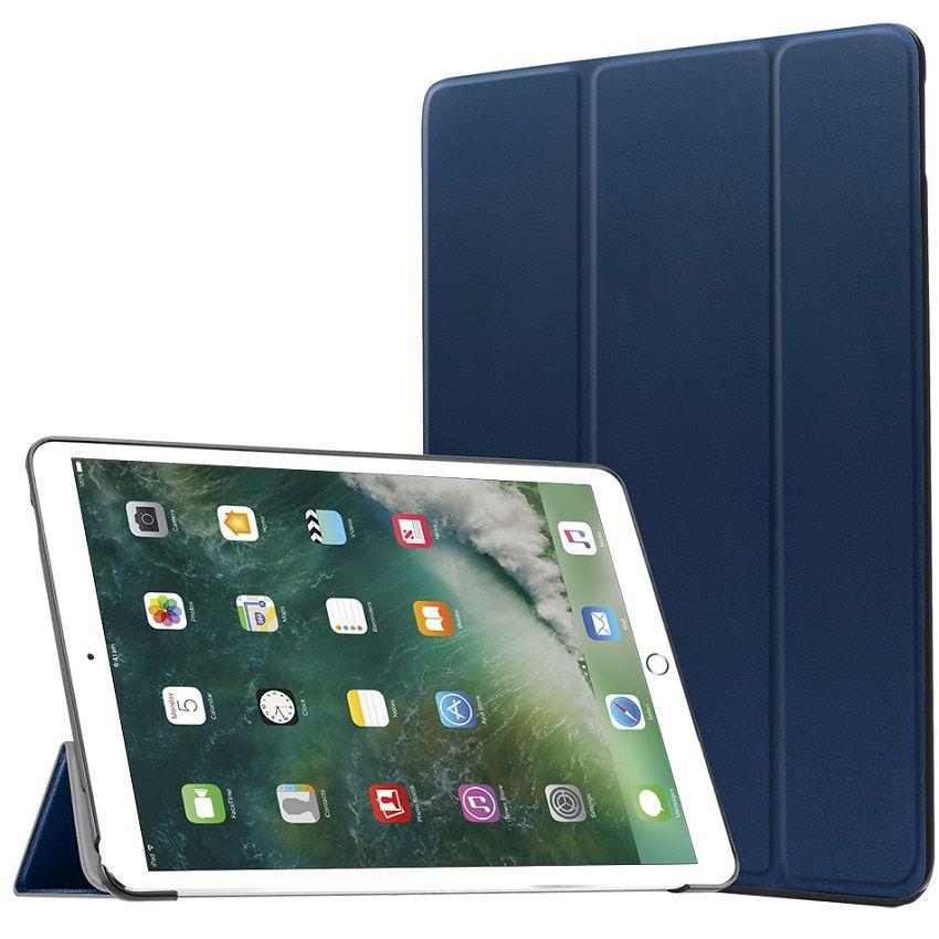 Smart Case Premium Ipad Pró 10.5 Apple A1701 A1709 Sensor Sleep Azul Marinho