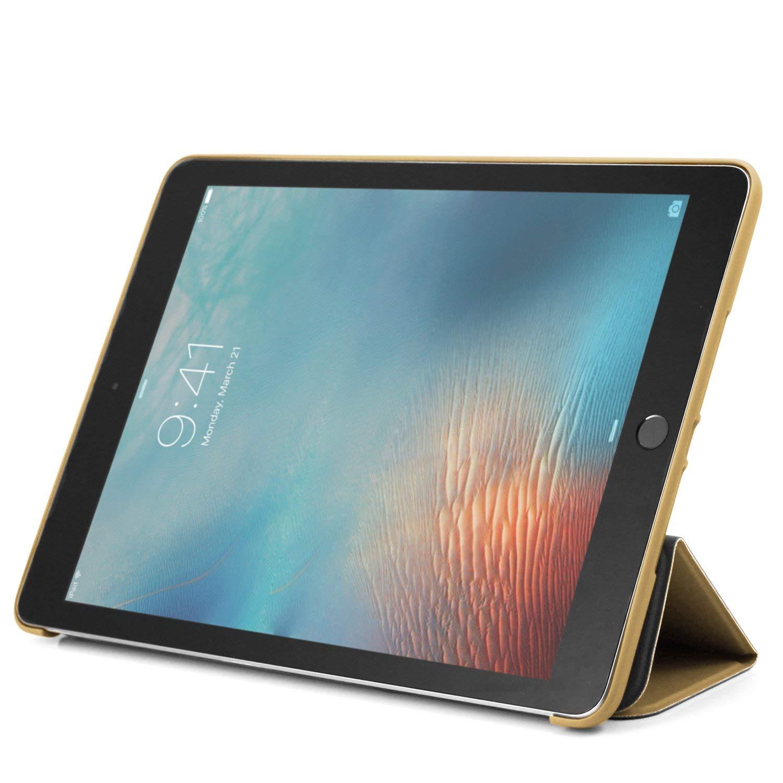 Smart Case Ipad Pró 10.5 Apple 2017 A1701 A1709 Sensor Sleep Dourada