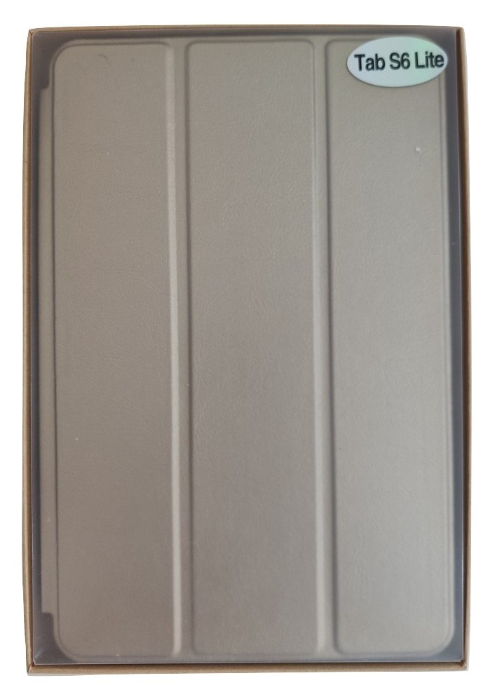 Smart Case Tablet Samsung Galaxy S6 Lite 10.4 P615 P610 Magnética Dourada