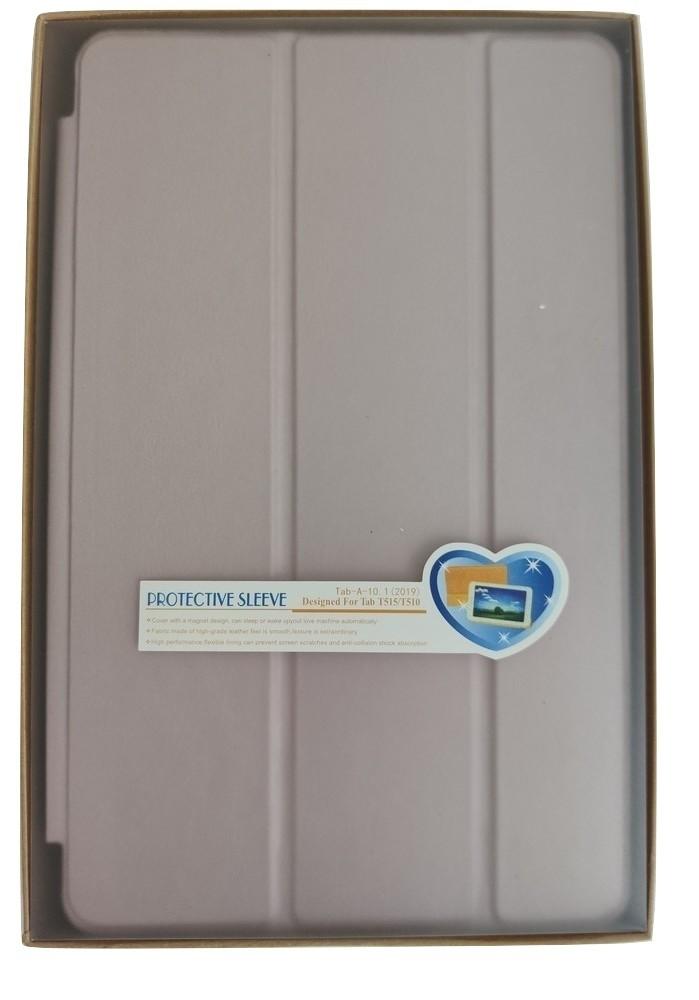 Smart Case Tablet Samsung Galaxy Tab A 10.1 T510 T515 Magnética Rosa Rosê