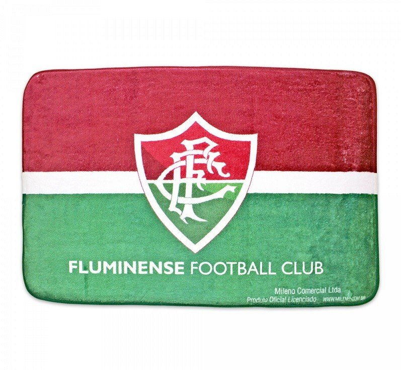 Tapete Time de Futebol Fluminense 40x60 cm