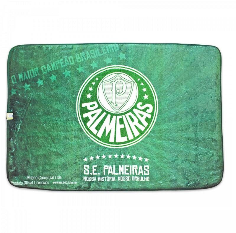 Tapete Time de Futebol Palmeiras 40x60 cm