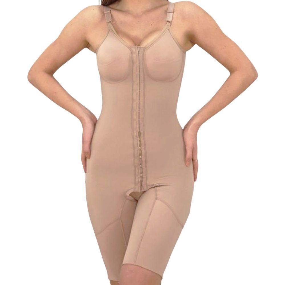 Cinta Modeladora Pós Cirúrgica Completa com Colchetes New Form