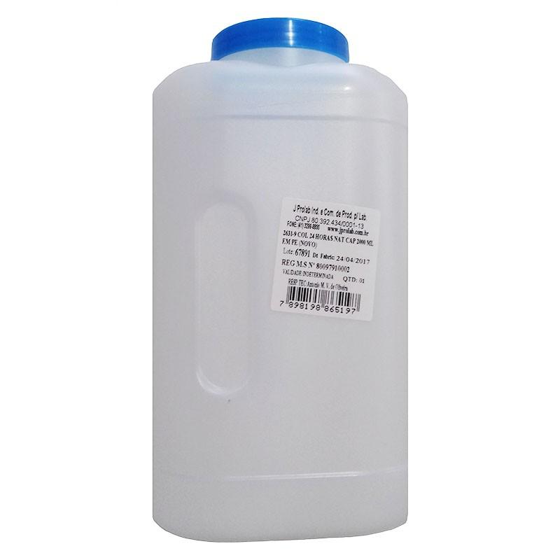 Coletor de urina descartavel 24 horas 2 litros- Prolab