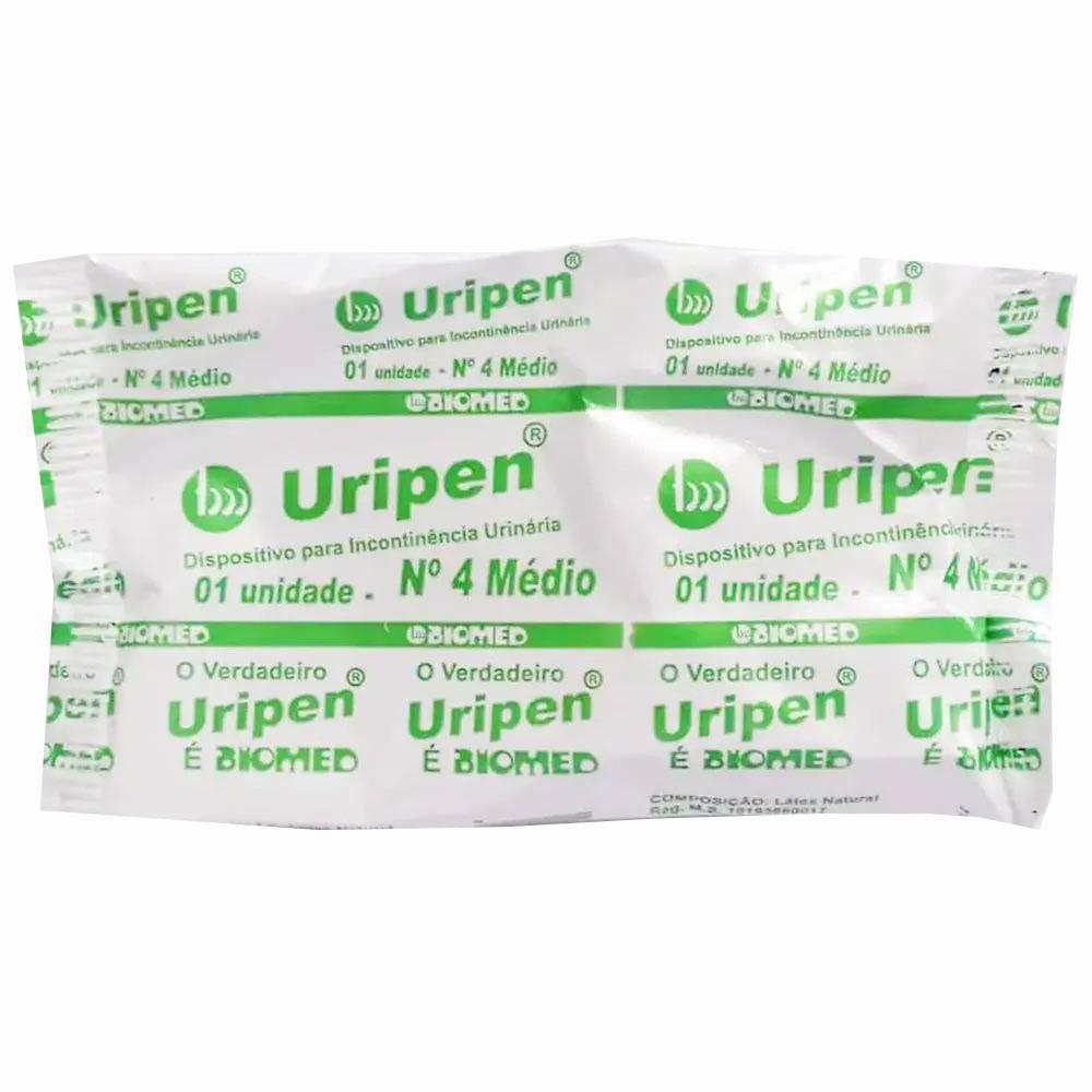 Dispositivo para Incontinência Urinária N4 100 Unid Uripen