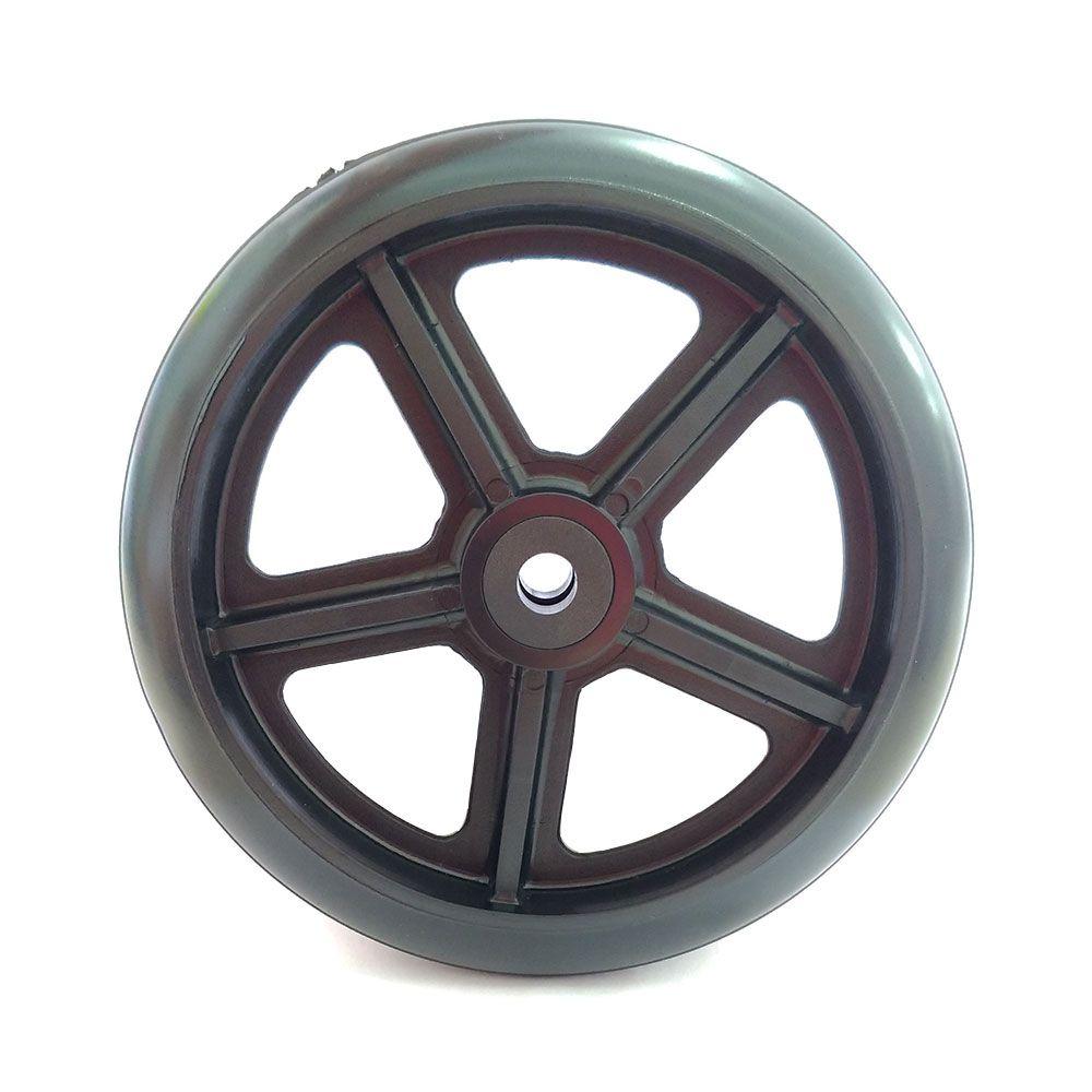 Roda aro 6 furo 10 mm Par Jaguaribe