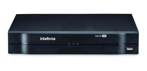 Kit Intelbras 8 Cam Ir 20m 1120b E Dvr Mhdx 1108 H265 C/1tb