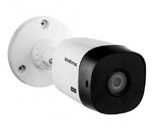 Kit Intelbras 5 Cam Fullhd 1220b 1080p Dvr Mhdx 1108 C/1tb