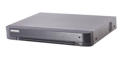 Dvr 4.0 Hikvision Ds-7216hqhi-k2 3mp 16ch 5 Em 1 Pentaflex