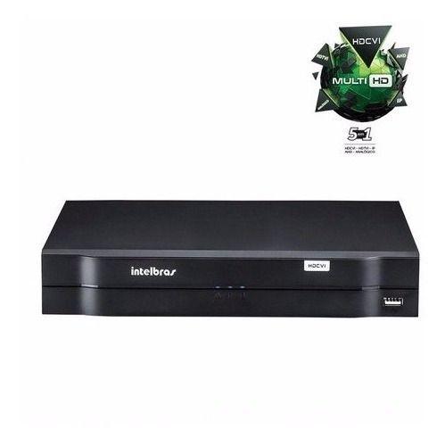 Kit Intelbras 5 Cam Vhl 1120 20m E Mhdx 1108 08ch H265 1tb
