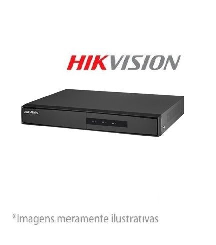 Dvr Hikvision 4ch Hd 720p/1080n Ds-7204hghi-f1 C/hd 1tb