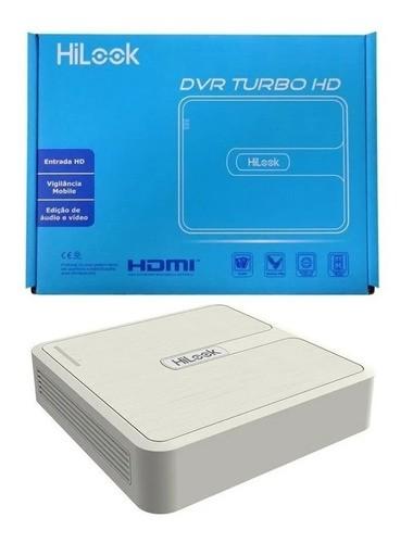 Dvr 4 Canais Hilook Turbo Hd 5x1 1080n Dvr-104g-f1