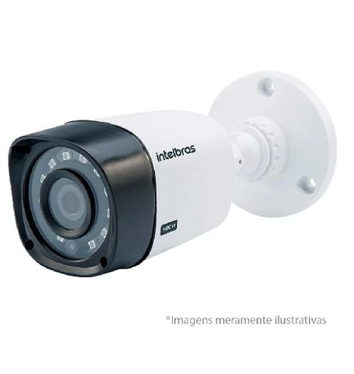 Câmera Bullet Infravermelho Multi-HD VHD 3230B Full HD 1080p 30M G4 Intelbras