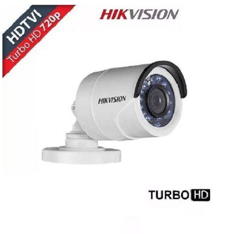 Câmera Infra Bullet 4 em 1 720P 1.0 Megapíxel Lente 2.8mm 20M HIKVISION