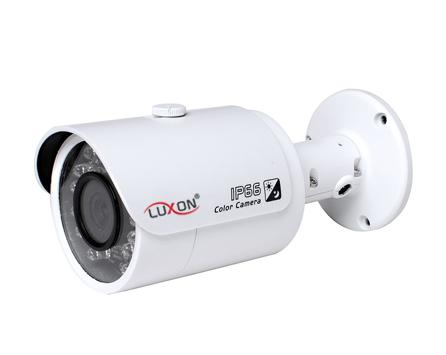 Câmera Infra Bullet Flex 5 em 1 Full HD 1080P 2.0 Megapíxel Lente 3,6mm 30M Luxon