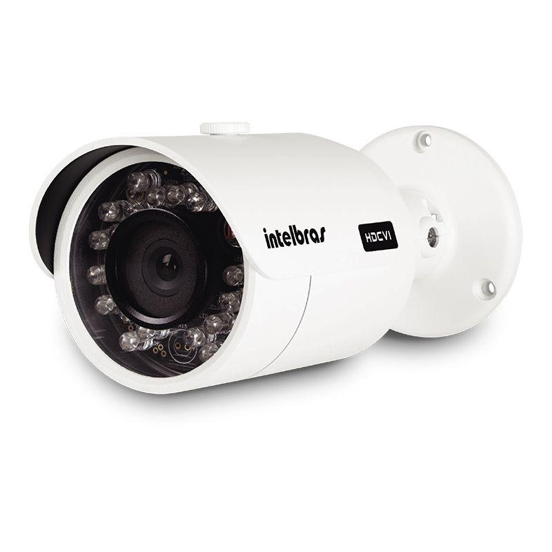 Câmera Infra Bullet HDCVI  VHD 3130 Lente 6mm 720p HD 30M Intelbras