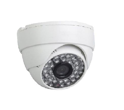 Câmera Infra Dome AHD 720P 1.0 Megapíxel 1/4 Lente 3,6mm 20M Luxon