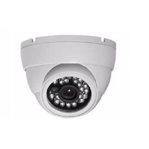 Câmera Infra Dome HDCVI 720P 1.0 Megapíxel Lente 3,6mm 20M Luxon