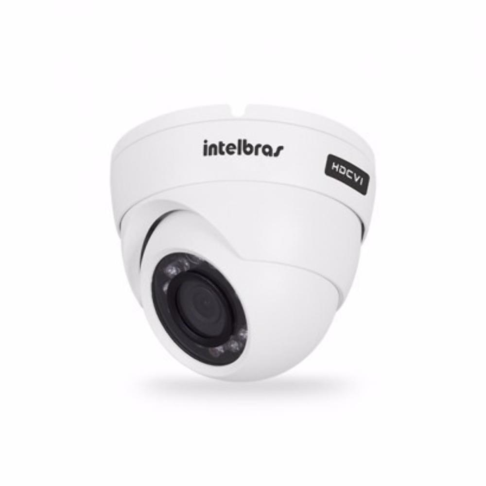 Câmera Infra Dome HDCVI  VHD 5020B Full HD-WDR Lente 3,6mm 1080p 20M Intelbras