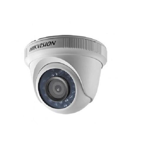 Câmera Infra Dome HDTVI 720P 1.0 Megapíxel Lente 2,8mm 20M HIKVISION