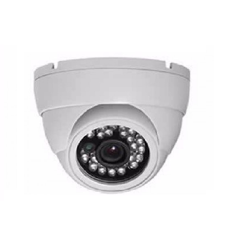 Câmera Infra Dome HDTVI Full HD 1080P 2.0 Megapíxel Lente 3,6mm 20M Luxon