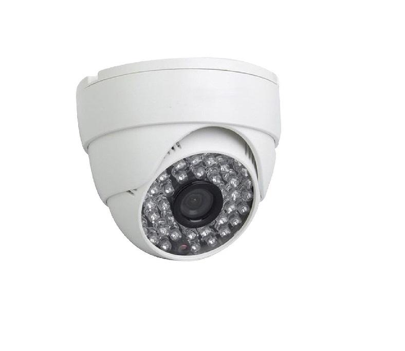 Câmera Infra Dome Infravermelho 800 TVL lente 3,6mm 20m
