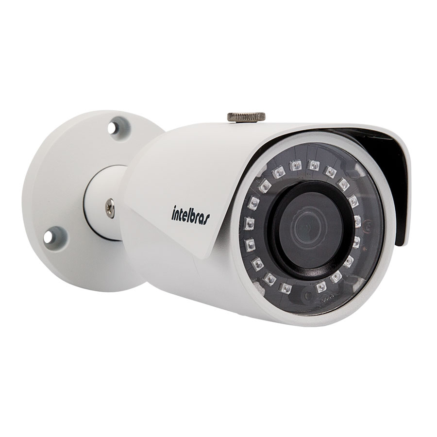 Câmera IP Bullet Infravermelho  VIP S3020 G2 1.0M 3,6mm Intelbras
