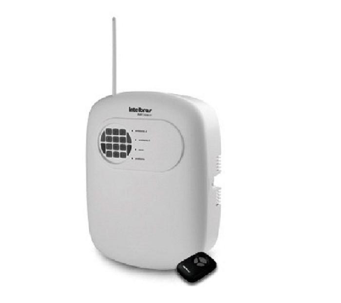 Central De Alarme Monitorada AMT 2008 RF 8 Zonas com discadora Intelbras