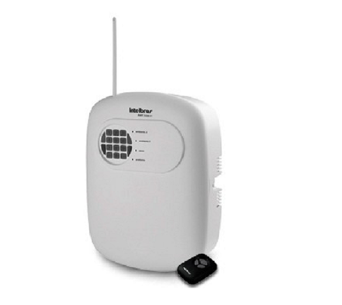 Central De Alarme Não Monitorada ANM 3008 ST 8 Zonas com discadora Intelbras
