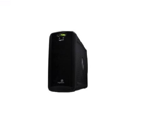 Nobreak NSH STD-TI 600VA Black entrada 115/127/220v Saída 115v Ragtech