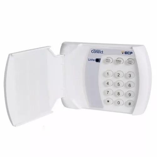 Discadora DTMF Telefônica Para Alarmes 9 Memórias Conect Ecp