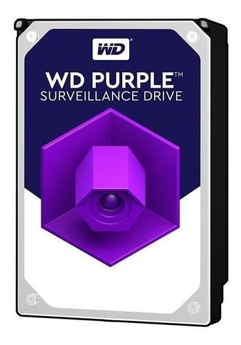 Dvr Intelbras Multihd Mhdx 1116 16 Canais C/ Hd Wd Purple 2 Tb