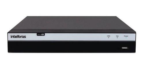 Dvr Intelbras Multihd Mhdx 3108 08ch Full Hd 1080p C/ Hd Wd Purple 1 Tb