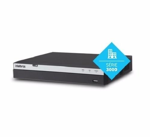 Dvr Mhdx 3116 1080p Fullhd C/hd Wd Purple 3 Tb Intelbras