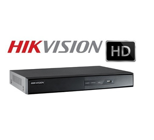 DVR Stand Alone HD Turbo 08 Canais HDTVI Full HD 1080p High Definition DS-7208HGHI-SH - HIKVISION