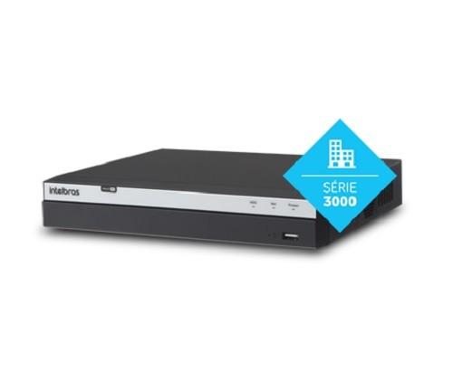 DVR Stand Alone Multi HD MHDX-3016 - 16 Canais 1080P Full HD HDCVI, HDTVI, AHD, ANALÓGICO Intelbras
