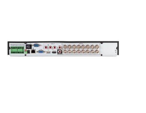 DVR Stand Alone Tríbrido HDCVI 3116 G2 16 Canais 1080P Full HD  Intelbras
